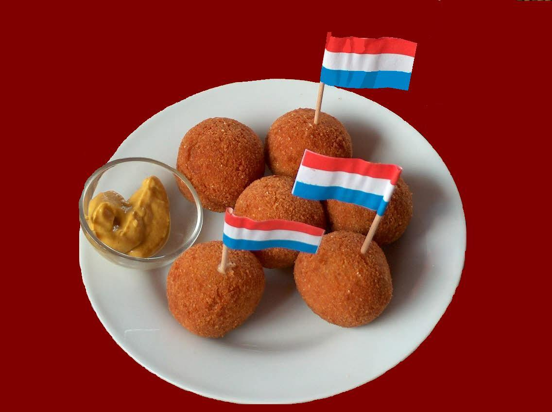 typical dutch snacks